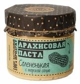 Благодар Арахисовая паста Солененькая