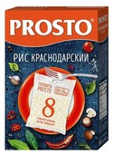 Рис PROSTO круглозерный Краснодарский 500 г