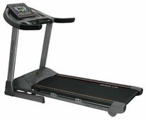 Электрическая беговая дорожка Bronze Gym T801 LC TFT