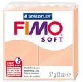 Полимерная глина FIMO Soft запекаемая телесный (8020-43), 57 г