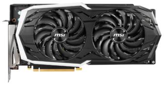 Видеокарта MSI GeForce RTX 2070 1410MHz PCI-E 3.0 8192MB 14000MHz 256 bit HDMI HDCP Armor