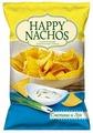 Чипсы Happy Nachos кукурузные Сметана и лук
