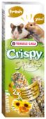 Лакомство для грызунов Versele-Laga Crispy Sticks с подсолнечником и медом