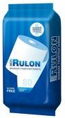 Влажная туалетная бумага Mon Rulon мягкий уход