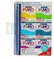 Полимерная глина FIMO Soft Набор Холодные цвета (8023 24)