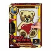 Danko Toys Набор для творчества Ковровая вышивка Медвежонок 2 (PN-01-05)
