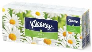 Платочки Kleenex Aroma Ромашка 21 х 20 см