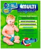 Multi Diapers подгузник C (7-18 кг) 1 шт.