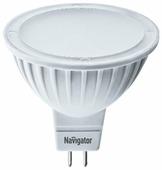 Лампа светодиодная Navigator 61382, GU5.3, MR16, 7Вт