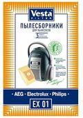 Vesta filter Бумажные пылесборники EX 01