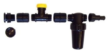 ECOTEC Комплект для подачи воды из емкости 1/20