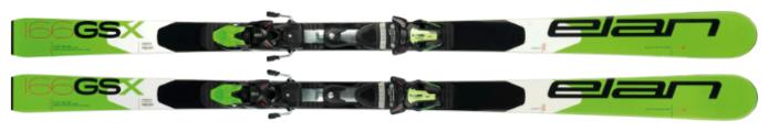 Горные лыжи Elan GSX Team Plate (18/19)