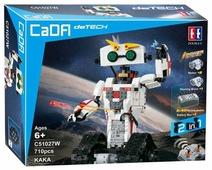 Электромеханический конструктор Double Eagle CaDA deTECH C51027W Робот КАКА
