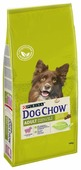 Корм для собак Dog Chow Adult с ягненком