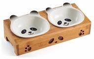 Миска Pug & Pet's для кошек и собак Панда