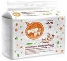 Пеленки для собак впитывающие Медмил My Puppy 60х90 см