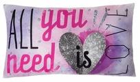 Подушка декоративная Этель Love 3365346, 70 x 40 см