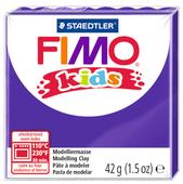 Полимерная глина FIMO kids 42 г лиловый (8030-6)