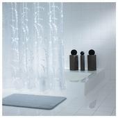 Штора для ванной RIDDER Dots 180x200