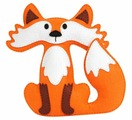 Feltrica Набор для изготовления мягкая игрушка Лиса (4627104426954)