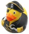 Игрушка для ванной FUNNY DUCKS Пират уточка (1835)
