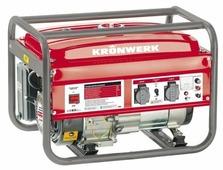 Бензиновая электростанция Kronwerk KB 3500