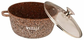 Кастрюля Kelli KL-4018-20 3,5 л