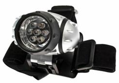 Налобный фонарь КОСМОС H7-LED