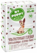 Пеленки для собак впитывающие Медмил My Puppy WC 60х40 см