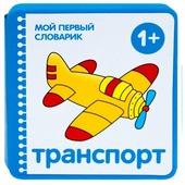 """Краснушкина Е.Е. """"Мой первый словарик. Транспорт"""""""