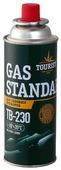 Баллон TOURIST GAS STANDARD TB-230