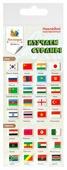 Липляндия Набор наклеек Флаги 2