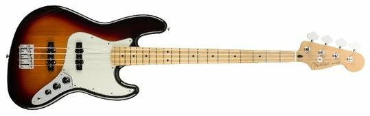 Бас-гитара Fender Player Jazz Bass