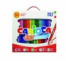 """Carioca Фломастеры """"Joy"""" 60 шт. (41015)"""