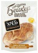 """БейкерВИЛЛЬ Смесь мучная """"Хлеб деревенский"""", 0.41 кг"""