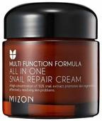 Mizon All in one snail repair cream Крем для лица с экстрактом улитки