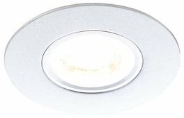 Встраиваемый светильник Ambrella light A500 SL, серебро