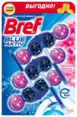 Bref туалетный блок Blue Aktiv Цветочная Свежесть