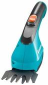 Ножницы-кусторез аккумуляторный GARDENA для газонов AccuCut Li (09852) 12 см