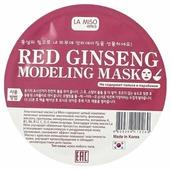 La Miso альгинатная маска с красным женьшенем