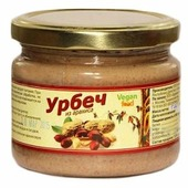 Vegan food Урбеч из ядер арахиса