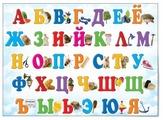 Плакат Лерман Шпаргалки для мамы. Азбука 3-7 лет