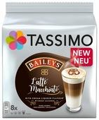 Кофе в капсулах Tassimo Baileys Latte Macchiato (8 капс.)