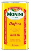 Monini Масло оливковое Anfora, жестяная банка