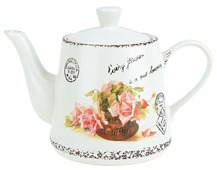 ENS Заварочный чайник Персиковая роза 1 л (1750147)