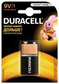 Батарейка Duracell Basic 9V Крона