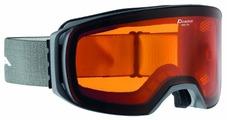 """Очки горнолыжные Alpina """"Arris DH"""", цвет: серый, белый"""