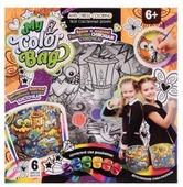 Danko Toys Сумка-раскраска My Color Bag мини Совушки (mCOB-01-03)