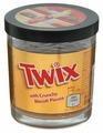 Twix Шоколадная паста с кусочками печенья