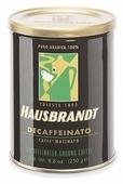 Кофе молотый Hausbrandt Decaffeinato без кофеина